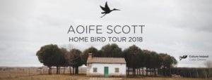 Aoife Scott Home Bird Tour 2018