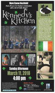 Kennedy's Kitchen Poster