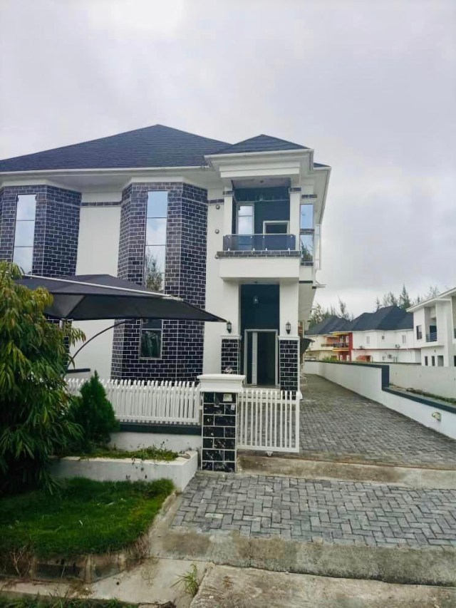 Actress Iyabo Ojo acquires a palatial multimillionaire house in Lekki, Lagos