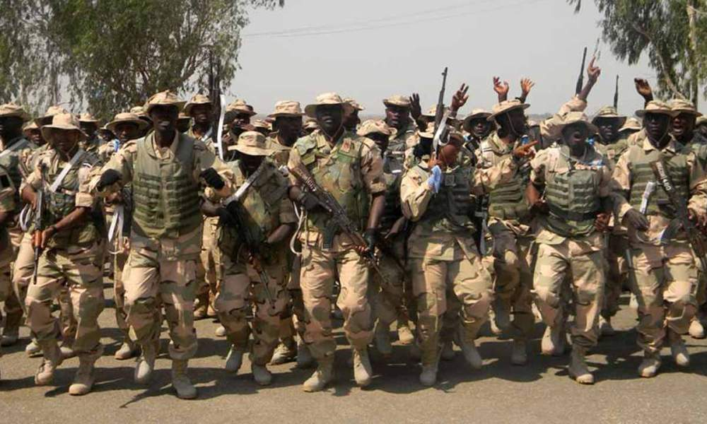 Major General To Face Court-Martial For Lamenting Inferior Ammunition, Wrong intelligence To Fight Boko Haram