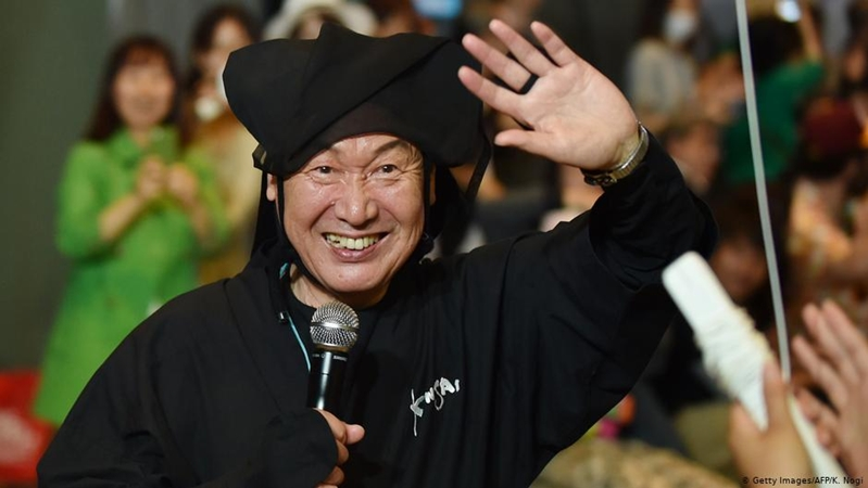 Renowned fashion designer, Kansai Yamamoto dies peacefully age 76