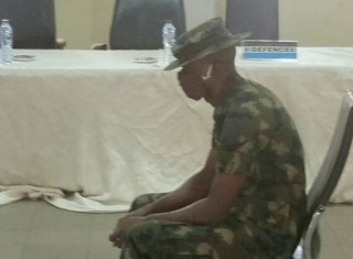 Soldier jailed 55 years for killing, robbing a WHO staff in Zamfara