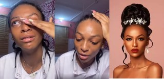 """""""44 days in cell was no joke,"""" Adeherself cries as she talks about suffering depression following her ordeal"""