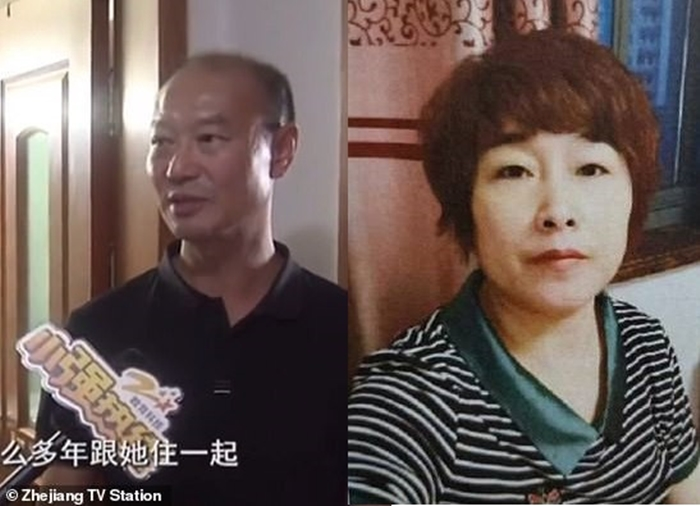 Chinese man arrested for 'killing his wife, dismembering her body and flushing remains down the toilet' (photos)