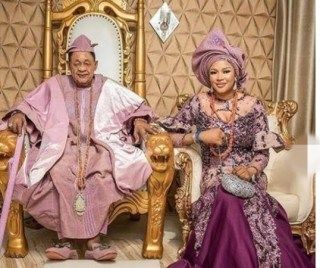 81 Year Old Alaafin of Oyo Takes Yet Another Bride