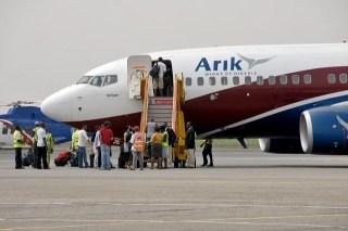 Passengers stranded as unions shut down Arik Air