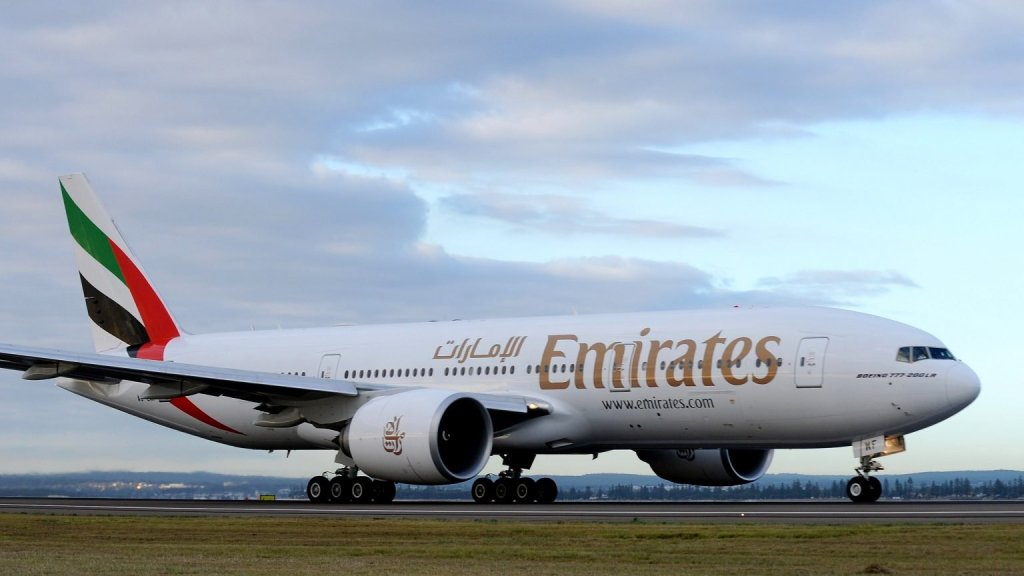 Emirates Airlines banned from operating in Nigeria