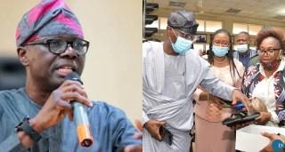 I used to be a plumber, says Sanwo-Olu