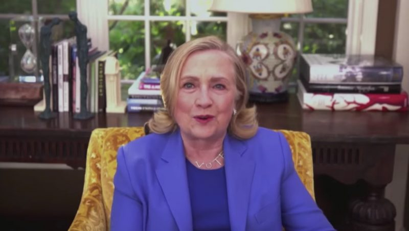 Donald Trump is a born liar, his career is based in lies : Hillary Clinton