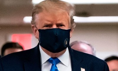 Donald Trump's risk of dying from coronavirus '90 times higher than someone in their 20s'