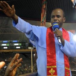 Nnamdi Kanu: Do your worst, God will do his best – Mbaka blasts FG