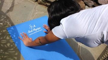 Sleek Physique Yoga Mat $12