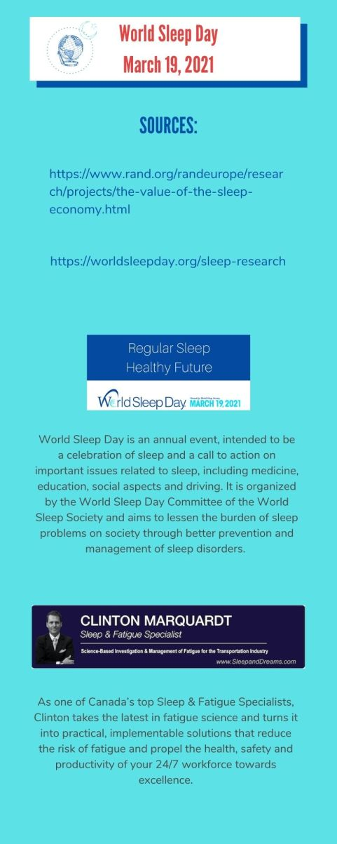 World Sleep Day Sources