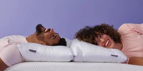 purple pillow vs purple plush pillow