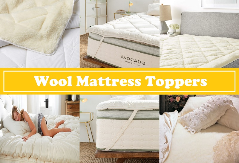 the 6 best wool mattress toppers 2021