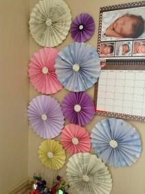 Paper-medallions-birthday-decor