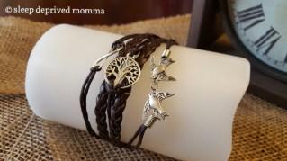 Tree of Life w/ Birds (brown)