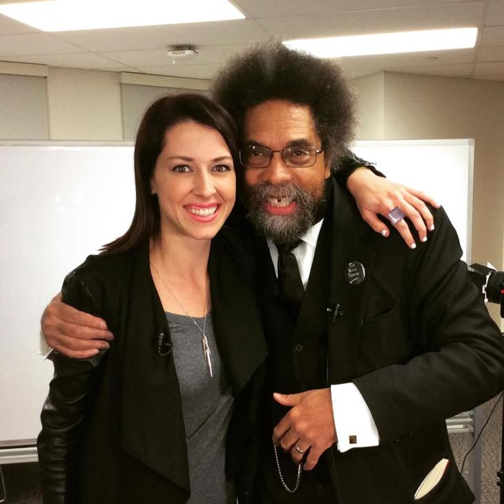 Empire Files Abby Martin Cornel West
