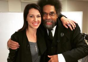Empire Files Abby Martin Cornel West