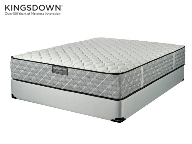 Roxton Top Firm Kingsdown Crown Collection Sleep Guide Mattress