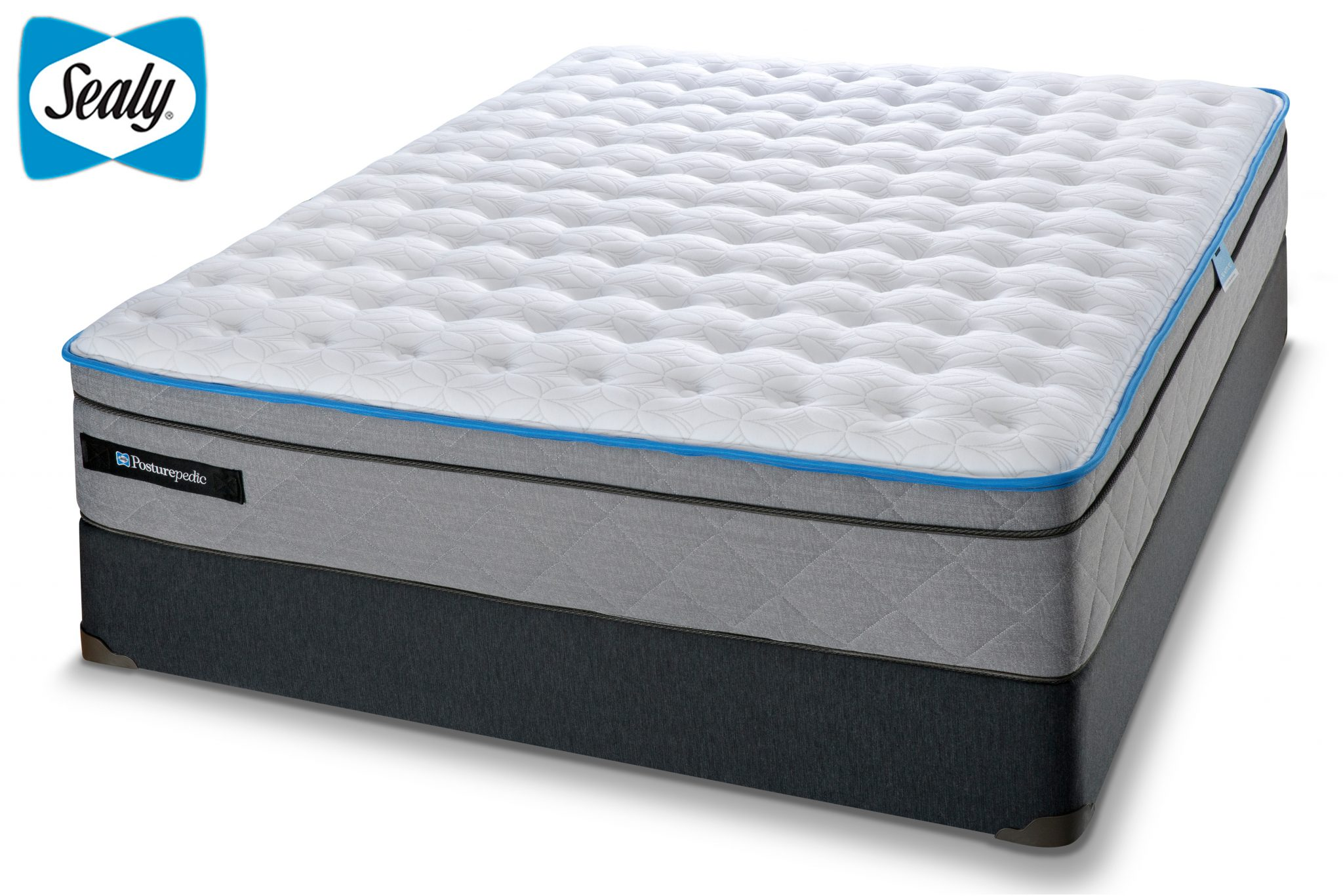 Solara Euro Top Cushion Firm Sealy Posturepedic Sleep