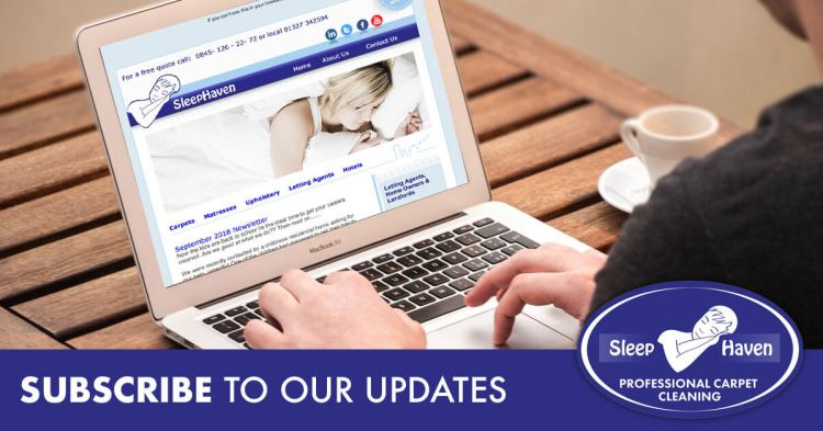 Subscribe to our updates