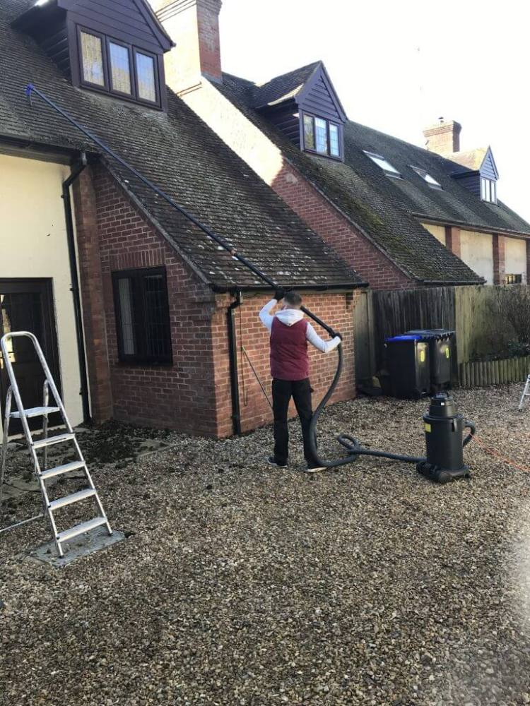 Roof Cleaning Daventry