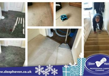 Christmas Carpet Cleaning Special Offer 2019