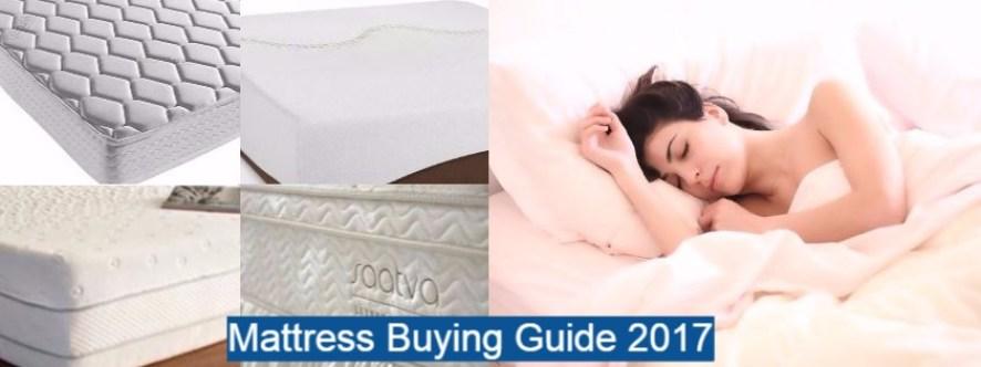 mattress buying guide