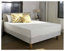 Sleep Innovations 10-Inch Memory Foam Mattress