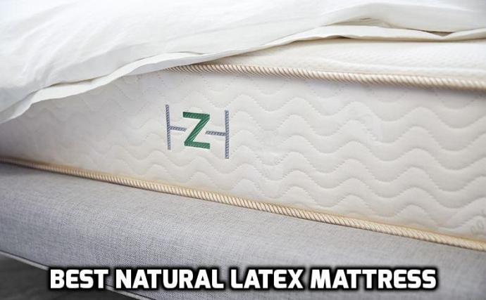 best all natural latex mattress