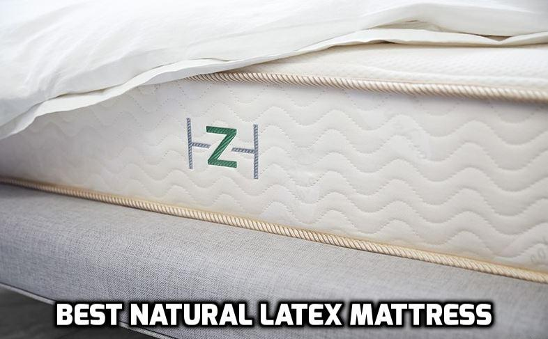 best all natural latex mattress - Latex Mattress Reviews