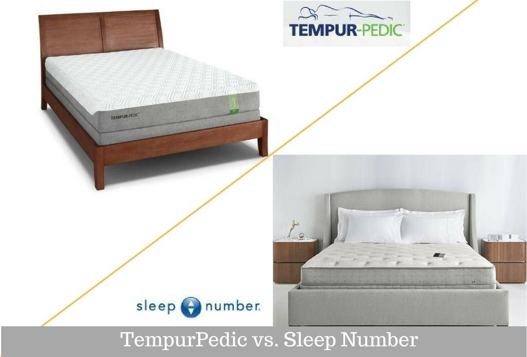 Tempurpedic Vs Sleep Number >> Tempurpedic Vs Sleep Number 100 Unbiased Comparison