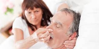 Snoring and severe to mild sleep apnea affects the quality of life