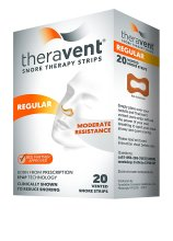 Theravent anti snore strips: Amazon's best nasal strips