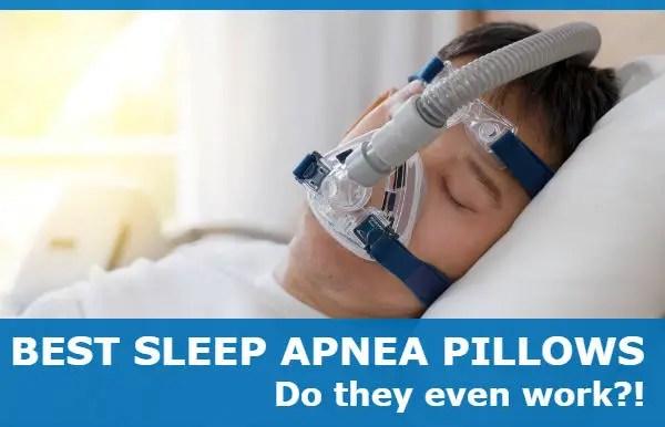 cpap pillow best sleep apnea pillows