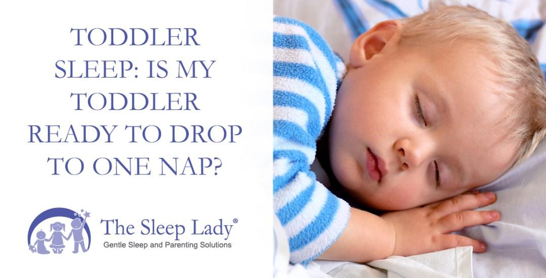 toddler ready to drop nap