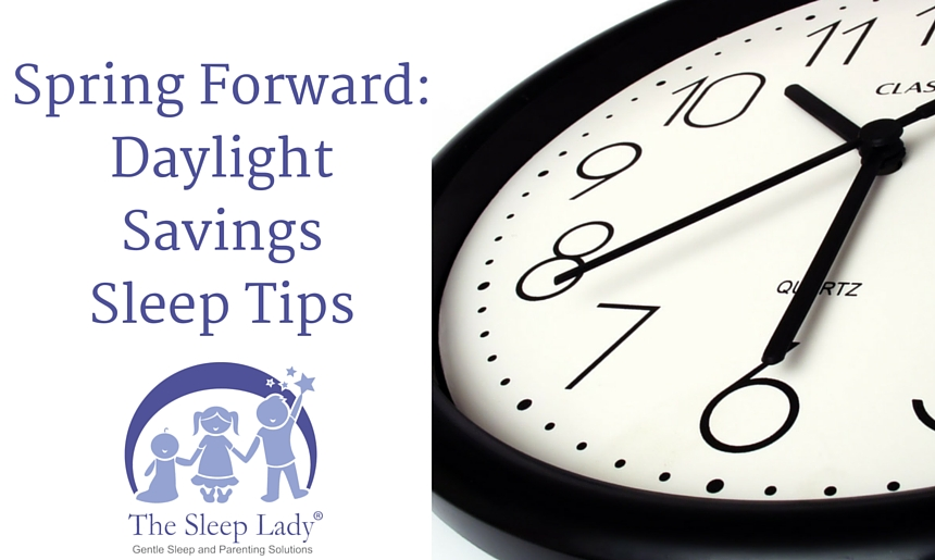 Spring Forward- Daylight Savings Sleep Tips