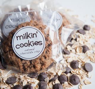 milkin cookies