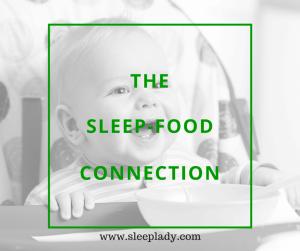 food sleep connection