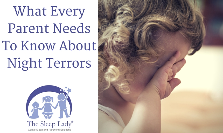 What Every Parent Needs To Know About Night Terrors