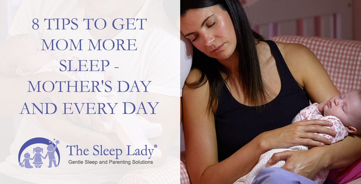 get mom more sleep