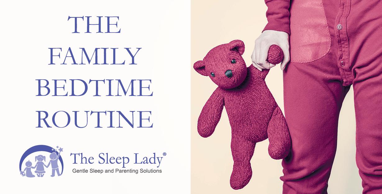 family bedtime routine