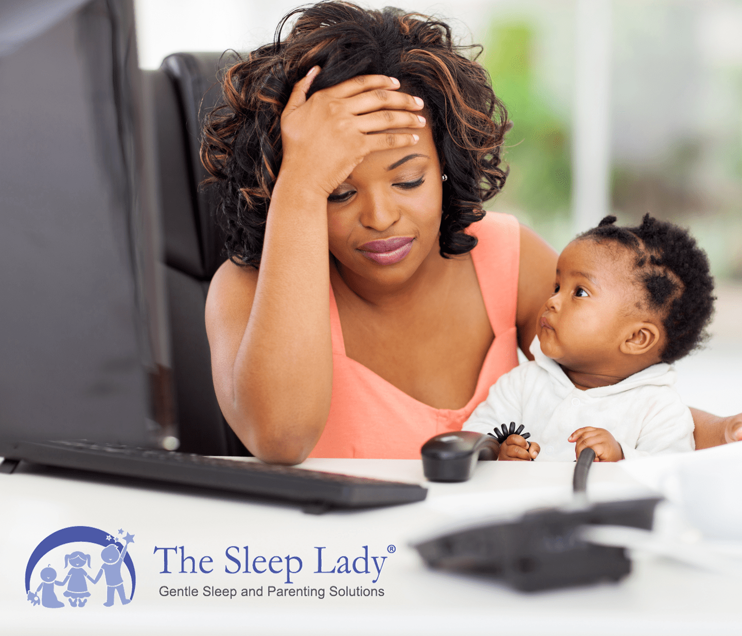 working mom sleep coaching