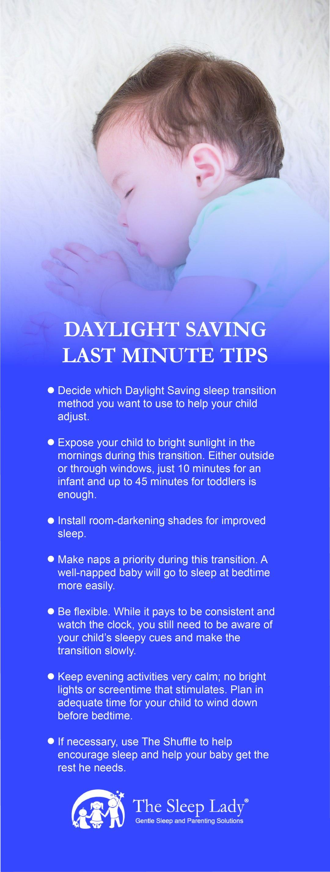 last minute tips
