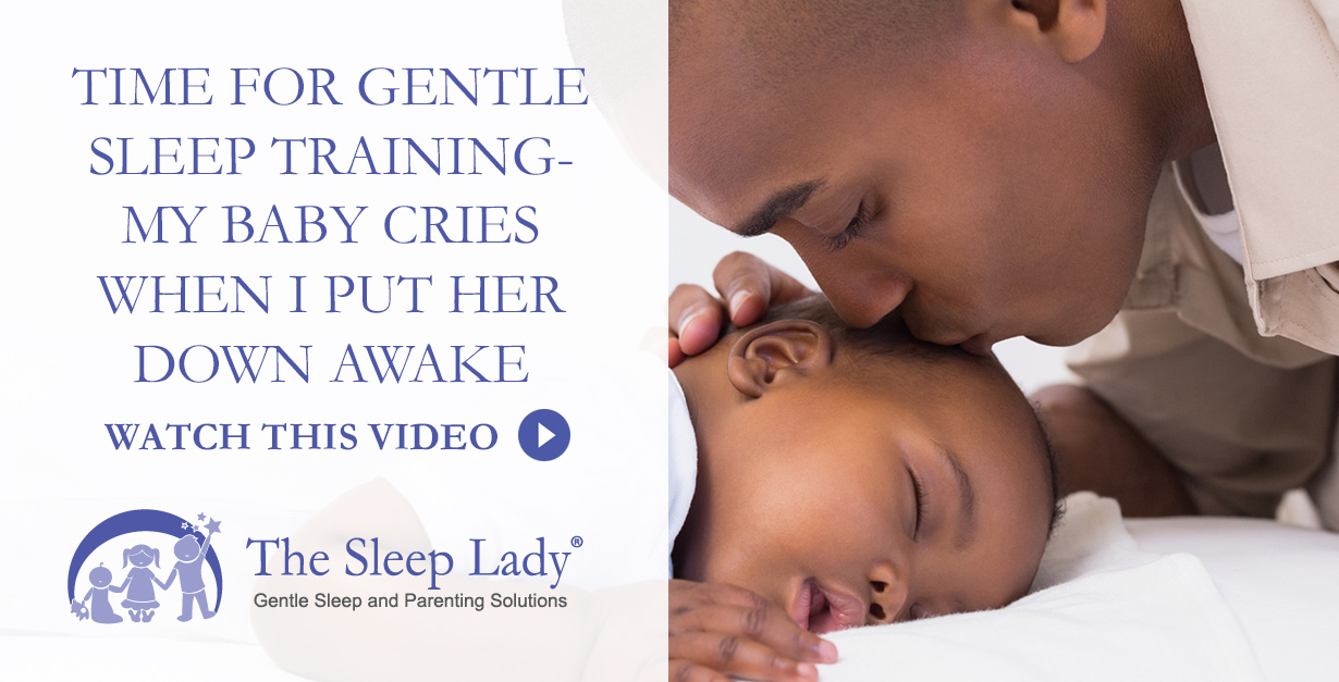 time for gentle sleep training