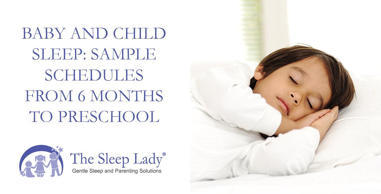 sleep schedules