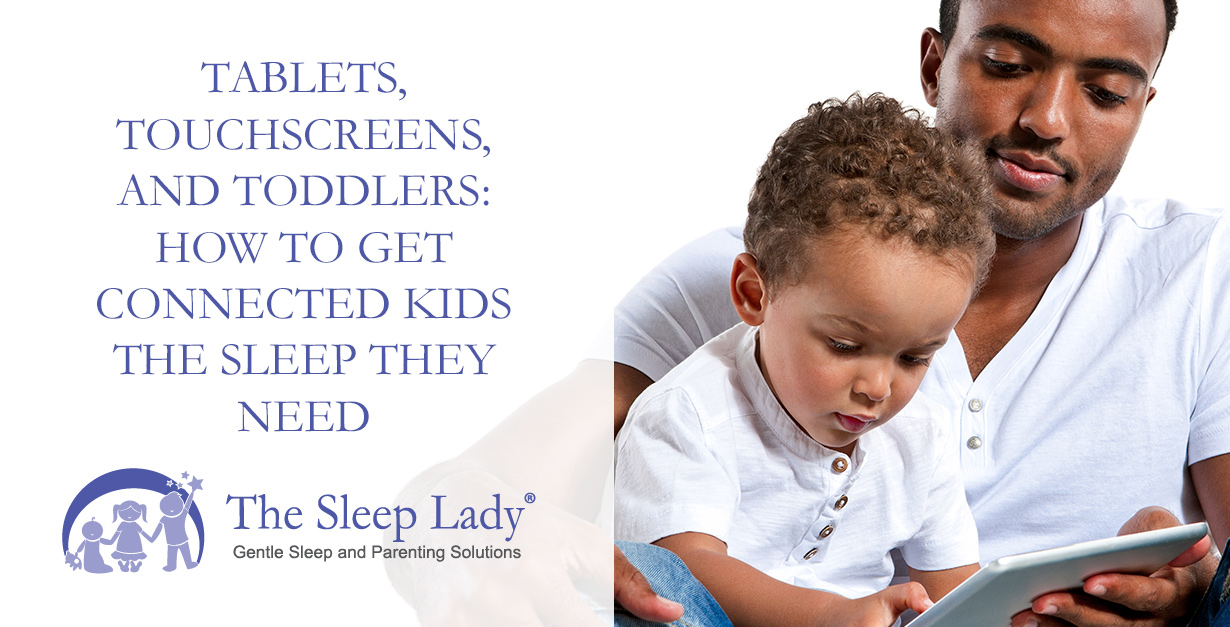 touchscreens and toddlers
