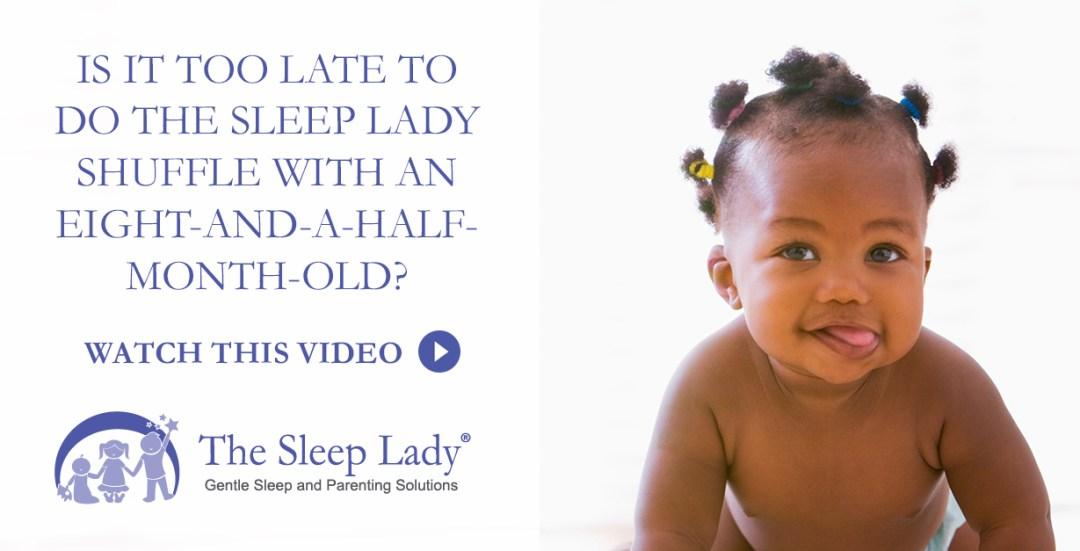 sleep lady shuffle