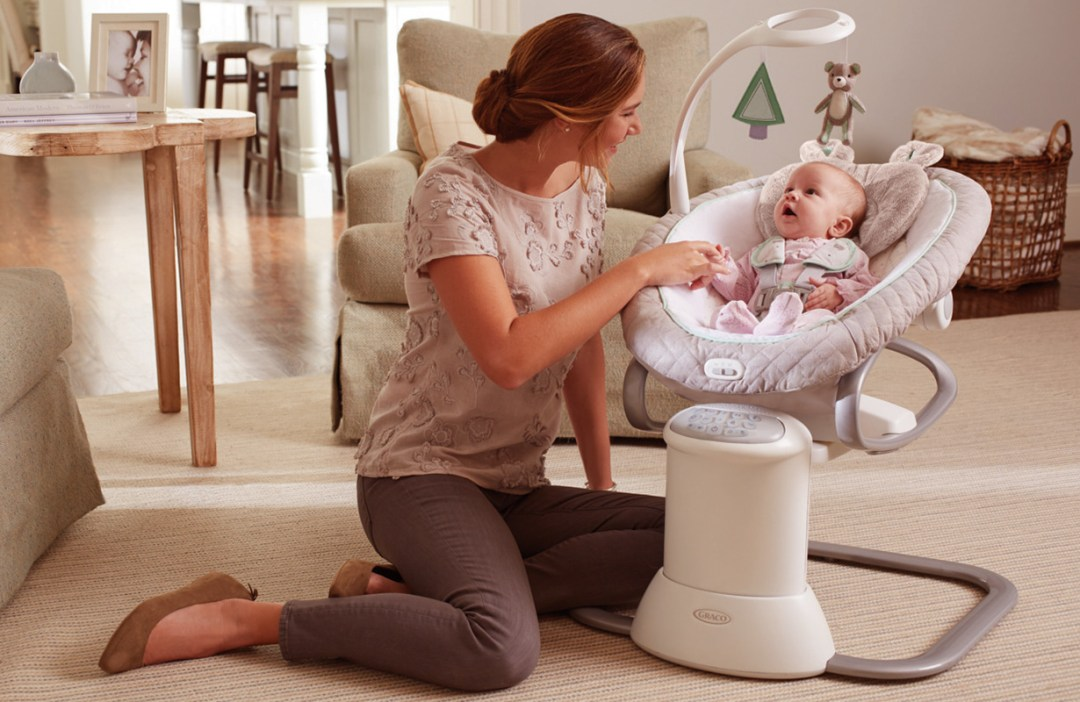 Graco EveryWay Soother